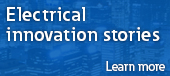 Electrical innovation stories tile